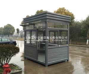 上海钢结构岗亭